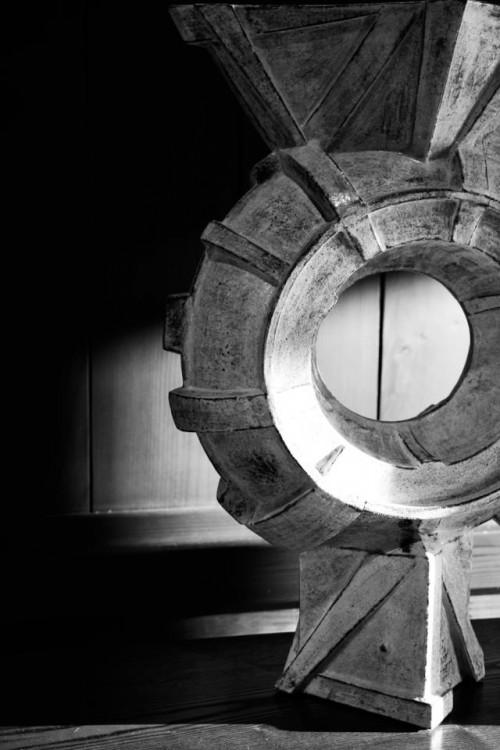 円環形扁壺
