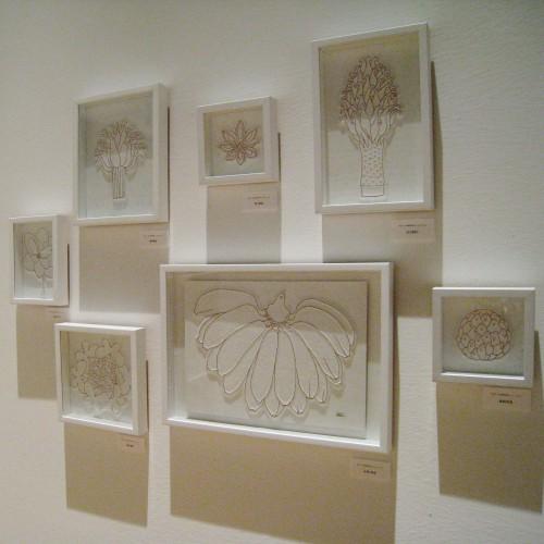 The GARDEN series 展示風景 2014 SICF15 スパイラルホール