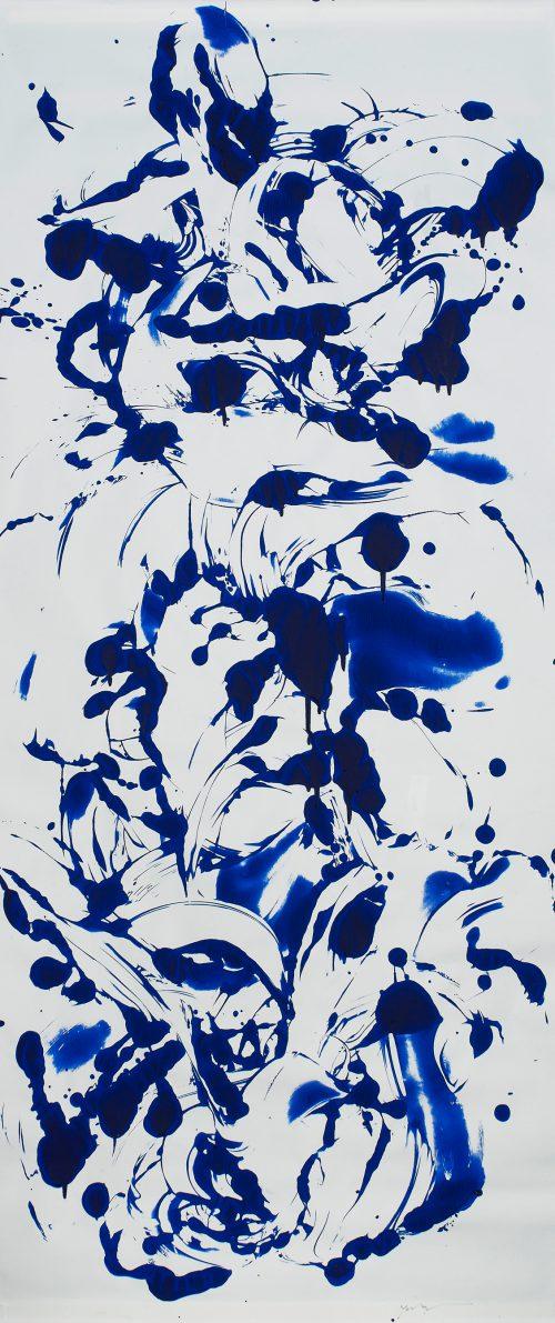 現れる風景_blue1